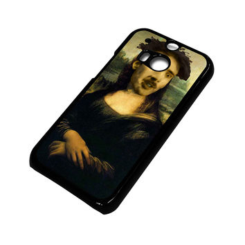 NICHOLAS CAGE MONALISA 1 HTC One M8 Case Cover
