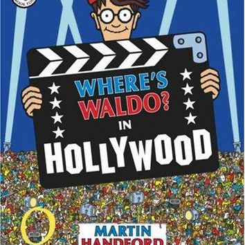 Where's Waldo? in Hollywood Reprint