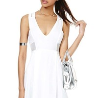 Nasty Gal Seeing is Believing Dress