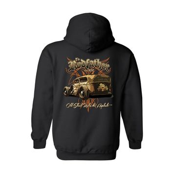 Men's/Unisex Zip-Up Hoodie The Rodfather