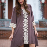 What's Love Dress, Mocha