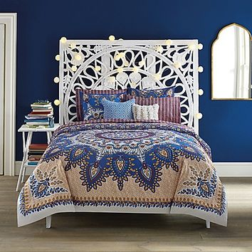 Anthology™ Marrakesh Vibe Reversible Comforter Set