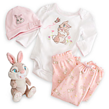 Miss Bunny Layette Gift Set for Baby