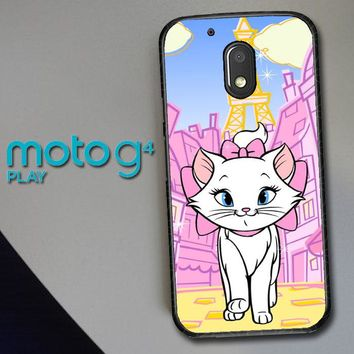 The Aristocats Marie Y0100 Motorola Moto G4 Play Case