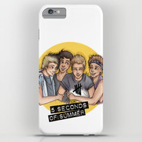 5 seconds of summer iPhone & iPod Case by Laia™