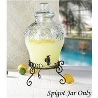 Global Amici 3-gal. Sonoma Spigot Jar.