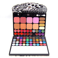 [USD $ 13.99] New 72 Colors Makeup Palette Version