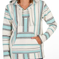 Senor Lopez Striped Blanket Jacket