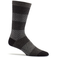Herringbone Mirror Sock