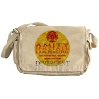 Divergent Amity Initiate Messenger Bag