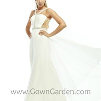 Prom Dresses | 2014 Prom Dresses | Riva Designs R9708 | Riva Designs | Homecoming Dresses | Evening Gowns | GownGarden.com