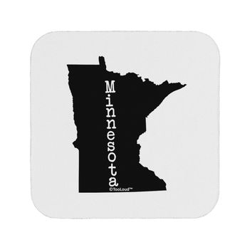 Minnesota - United States Shape Coaster