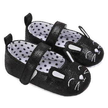 Newborn Baby Shoes Toddler First Walkers Baby Moccasins Soft Sole Crib Shoes For Girls