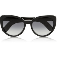 Cutler and Gross | Cat eye acetate sunglasses | NET-A-PORTER.COM