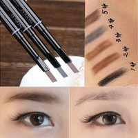 Fashion Stylish 5 Colors Makeup Cosmetic Eye Liner Eyebrow Pencil Beauty Tools [8072703815]