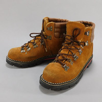 70's 80's Vintage Hiking Boots / Vintage Hiking Boots / Ozark Trail Hiking Boots / Vintage Hikers / Hiking Boots / Vintage Hikers