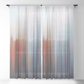 Little Secret Sheer Curtain by duckyb
