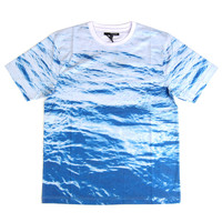 Quiet Life: Water Shirt - Blue