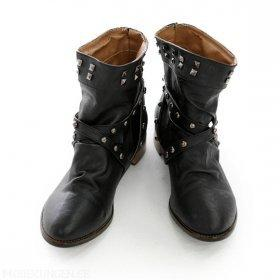 K?ngor med nitar - Boots - Shoes - Women - Modekungen | Clothing, Shoes and Accessories