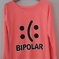 Long Sleeve Shirt - Bipolar