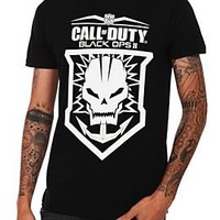 Call of Duty: Black Ops 2 Game Logo T-Shirt - 311277