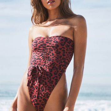 LIONESS The Lily One Piece Swimsuit | PacSun