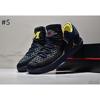 NIKE AIR JORDAN XXXII LOW PF mesh breathable non-slip wear-resistant basketball shoes F-AA-SDDSL-KHZHXMKH #5