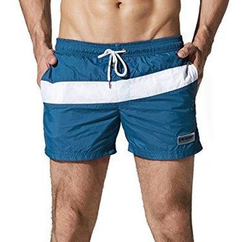 Neleus Dry Fit Swim Shorts