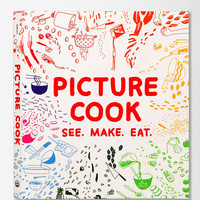 Picture Cook: See. Make. Eat. By Katie Shelly  - Urban Outfitters