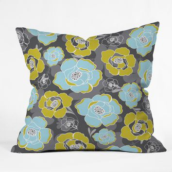 Heather Dutton Katrien Throw Pillow