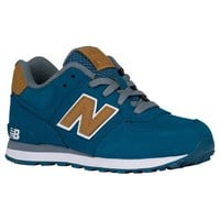 New Balance 574 - Boys' Grade School at Kids Foot Locker