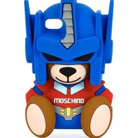 Moschino Transformer Bear iPhone 7 Case, Blue