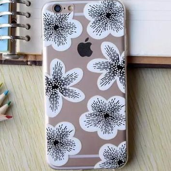 Hollow Out Pretty Flower iPhone 5se 5s 6 6s Plus Case Cover + Nice Gift Box 364-170928