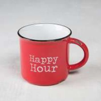 Happy Hour Camp Mug