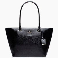 Kate Spade New York Patent Leather Small Harmony Tote