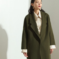 Open Cape Coat