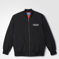 adidas Superstar Bomber Jacket - Black | adidas US
