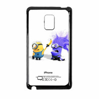 Despicable Me 2 Funny Banana Samsung Galaxy Note Edge Case