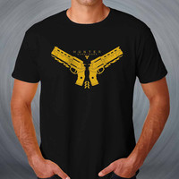 Hunter Gunslinger - Destiny Game T-shirt