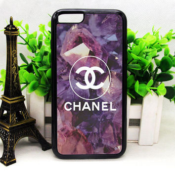 COCO CHANEL LOGO DIAMOND IPHONE 6 | 6 PLUS | 6S | 6S PLUS CASES