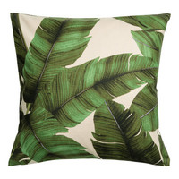 H&M Printed Cushion Cover $12.99