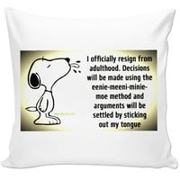 Snoopy Adult Methods