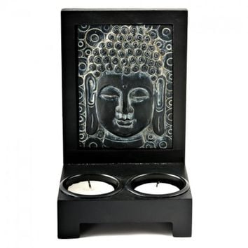 Buddha Votive Tealight Candle Holder