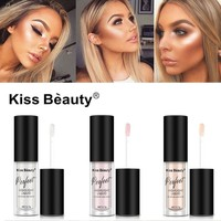 Makeup Highlighter Illuminator Contouring Makeup Face Brightener Concealer Liquid Highlighter Primer Bronzer Face Glow Cosmetics