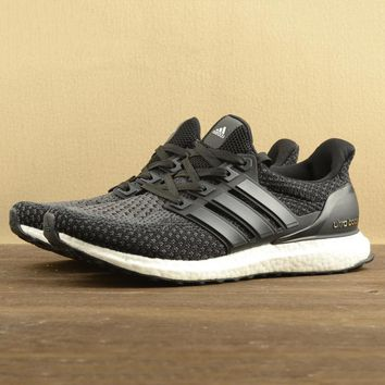 Adidas Ultra Boost Ub Women Men Fashion Edgy Sneakers Sport Shoes-3