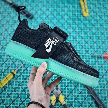 Carhartt Wip X Nike Air Force 1 Utility Af1 Low Fashion Shoes - Best Online Sale