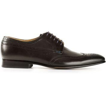 Ps Paul Smith Detailed Derby Shoes