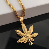 Shiny Stylish Jewelry Gift New Arrival Hot Sale Fashion Hip-hop Club Necklace [6542720323]
