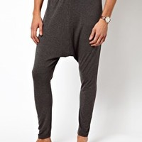 ASOS Drop Crotch Megging at asos.com