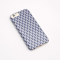 Circle Whale iPhone 6 Case